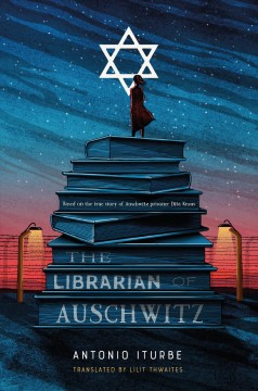 The Librarian of Auschwitz image cover