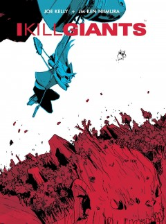 book cover image of I Kill Giants
