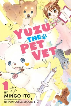 Yuzu the Pet Vet 1 image cover