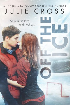 Off the Ice by Julie Cross book cover