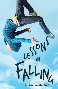 Lessons in Falling by Diana Gallagher book cover