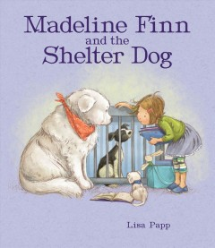 Madeline-Finn-and-the-shelter-dog-/-Lisa-Papp.