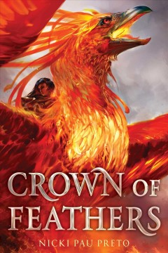 """Cover of """"Crown of Feathers"""""""