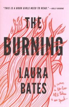 The-burning-/-Laura-Bates.