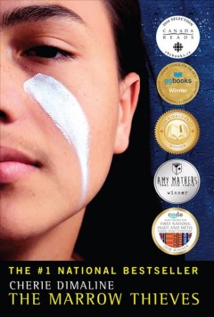"""Cover of """"The Marrow Thieves"""""""