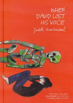 book cover image of When David Lost His Voice