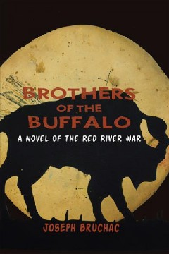 """Cover of """"Brothers of the Buffalo"""""""