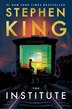 The-institute-:-a-novel-/-Stephen-King.