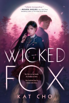 """Cover of """"Wicked Fox"""""""