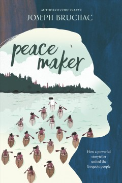 Peacemaker by Joseph Bruchac book cover