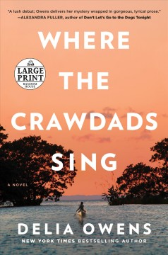 Where-the-crawdads-sing-/-Delia-Owens.