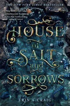 """Cover of """"House of Salt and Sorrows"""""""