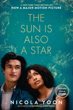 """Cover of """"The Sun is also a Star"""""""