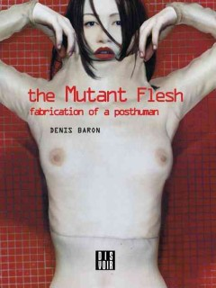 Book cover for The Mutant Flesh
