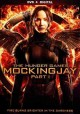 The hunger games. [Blu-ray] : Mockingjay, Part 1.