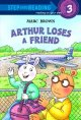 Arthur's missing pal. [DVD]