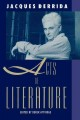 Philosophy of Literature : An Introduction