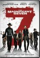 The magnificent seven. [Blu-ray]