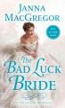 The bride who got lucky.