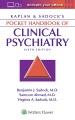 Kaplan & Sadock's pocket handbook of psychiatric drug treatment.