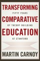 North American scholars of comparative education : examining the work and influence of notable 20th century comparativists.