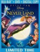 Peter Pan in Return to Never Land.
