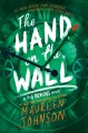 The hand on the wall.