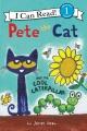Pete the cat and his magic sunglasses.