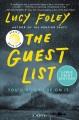 The guest list : a novel.