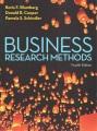 Business Research Methods. Donald R. Cooper, Pamela S. Schindler.