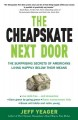 How to retire the cheapskate way. [electronic resource] : The Ultimate Cheapskate's Guide to a Better, Earlier, Happier Retirement.