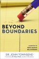 Beyond boundaries. [compact disc] : learning to trust again in relationships.