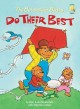 The Berenstain Bears learn to share.