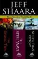 Three complete novels.