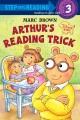 Arthur turns green.