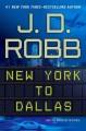 New York to Dallas.