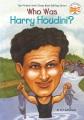 Hurry up, Houdini!