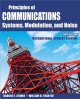 Principles of communication : systems, modulation, and noise.