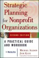 Strategic Planning for Nonprofit Organizations. [electronic resource]