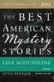 Best American mystery stories 2015.