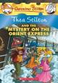 Thea Stilton and the cherry blossom adventure.