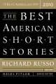 The best American short stories 2012 : selected from U. S. and Canadian magazines.
