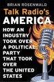 Shadow network : media, money, and the secret hub of the radical right.