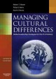 Managing cultural differences.