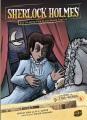 Sherlock Holmes and a scandal in Bohemia.