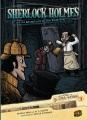Sherlock Holmes and the Boscombe Valley mystery.
