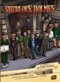Sir Arthur Conan Doyle's The adventure of the six Napoleons.
