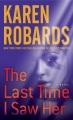 The last kiss goodbye : a novel.
