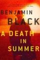 A death in summer. a novel.
