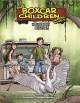 The Boxcar Children Graphic Novels : Mystery in the sand.